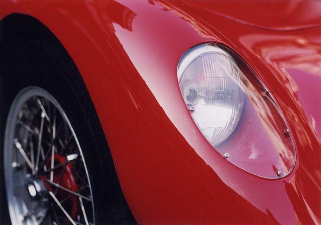 レンタルガレージ用ヘッドライト