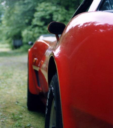 レンタルガレージ用スポーツカー